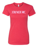 On the 20th Century Crunch Me Tee - Ladies