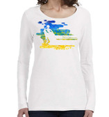 Thérèse Raquin Long Sleeve Tee - Ladies