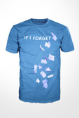 If I Forget Logo Tee