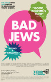 Bad Jews Poster