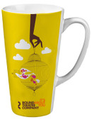 Roundabout Mug Yellow