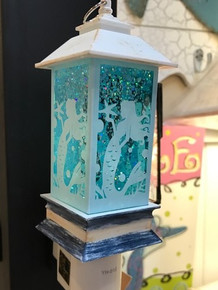 Mermaid Lantern Night Light