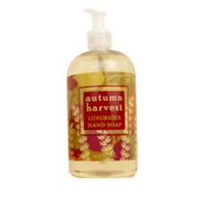 Autumn Harvest Liquid Hand Soap