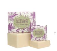 Autumn Garden Shea Butter Soap