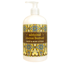 Almond Cocoa Butter Hand & Body Lotion