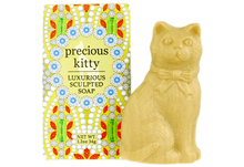 Precious Kitty Luxurious Sculpted Soap