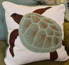 Turtle of the Sea Pillow