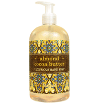 Almond Cocoa Butter Luxurious Liquid Hand Soap