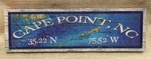 Cape Point Wood Wall Art