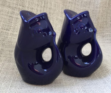 Cobalt Blue Salt & Pepper Shakers by GurglePot