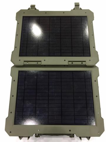 20 Watt Solar Briefcase