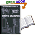 Mining: Drainage