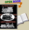 H.K. Porter Light Locomotives