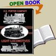 H.K. Porter Light Locomotives