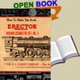 Erector Hudson Locomotive