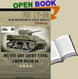 M5 Stuart Light Tank Fm 17-68