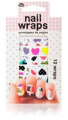 Heart Nail Wraps