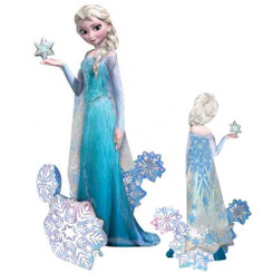 "57"" Disney Frozen Elsa Birthday Jumbo Airwalker"