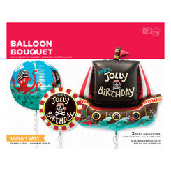 3 balloons pack