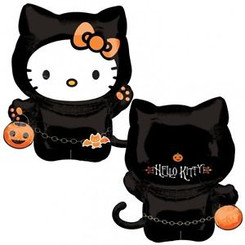"30"" Hello Kitty Cat Costume"
