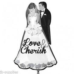 """34"""" Love & Cherish"""