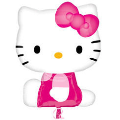 "27"" Hello Kitty Shape (Side Pose)"