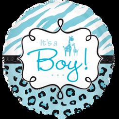 "18"" Safari Baby Boy"
