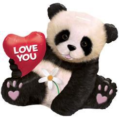 """34"""" Love You Panda"""