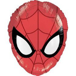 "20"" Spiderman Face Balloon"