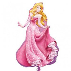"32"" Sleeping Beauty Princess Aurora Supershape"