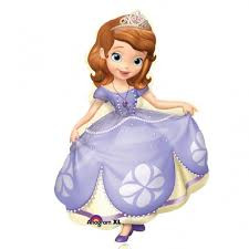 Disney Princess Sofia Super Shape