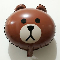 "18"" line friends Brown bear"