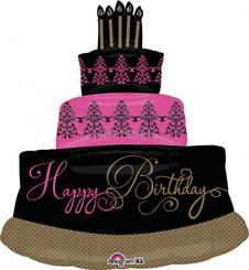 """32"""" SuperShape Fabulous Celebration Cake"""