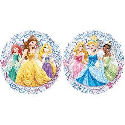"26"" Disney Princesses See-Thru Balloon"