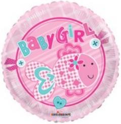 "18"" Baby Girl Little Fish"