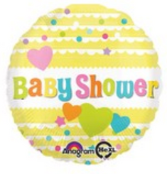 "18"" Baby Shower Yellow"
