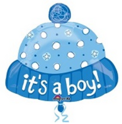 "19"" It's A Boy Hat"