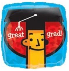 "18"" Great Grad"
