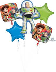 Toy Story Bouquet (A SET OF 5)
