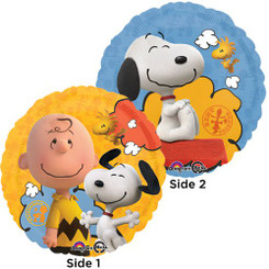 "18"" Peanuts Snoopy (2-sided)"
