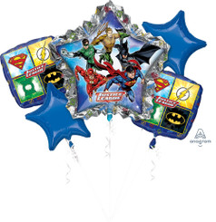 Justice League Bouquet (Set of 5)