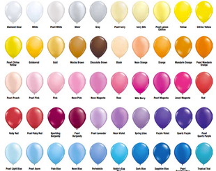 "12"" Latex Balloon"
