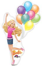 """46"""" Jumbo Barbie with Balloons"""