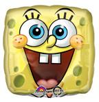 "18"" Sponge Bob - Square"