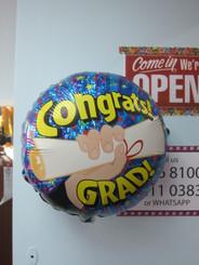 """18"""" Congrats! Grad!"""