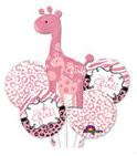 Baby Girl Giraffe (Pack of 5)