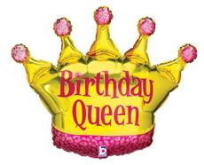 """36"""" Birthday Queen"""