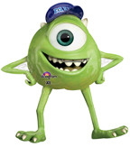 "Monster University -30"" Mike"