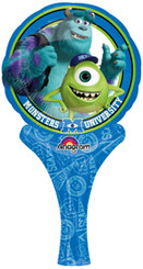 Monster University Air Stick (Air-filled, CANT FLOAT)