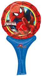 Spiderman Air Stick (Air-filled, CANT FLOAT)